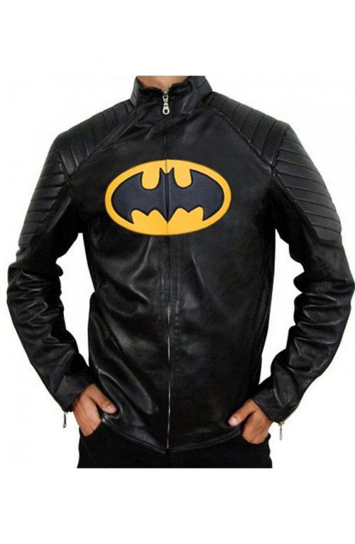 Batman Classic Lego Batman Leather Phenomenal Jacket