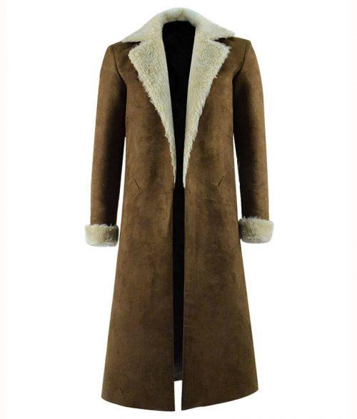 Negative Man Doom Patrol Matthew Zuk Leather Coat