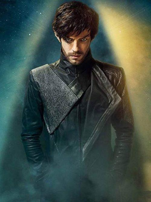 Harry-Treadaway-Star-Trek-Picard-Black-Leather-Jacket