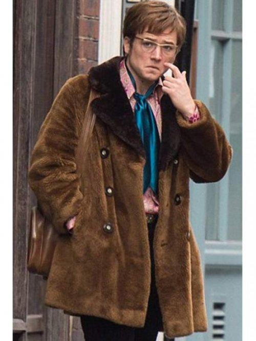 Taron-Egerton-Rocketman-Fur-Coat