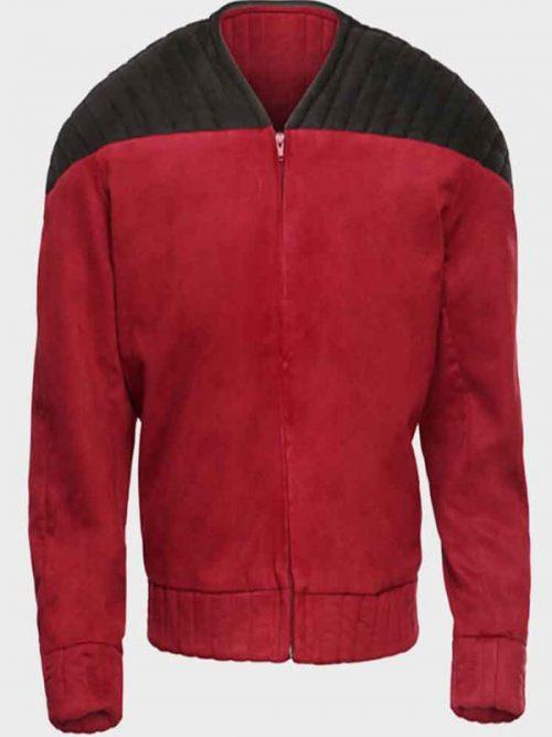patrick-stewart-star-trek-next-generation-leather-jacket